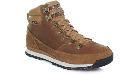 The North Face Back-to-Berkeley Redux Leather - Calzado Hombre - marrón